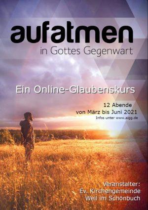 Anzeige AiGG-Onlinekurs 2021